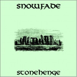 Snowfade - Stonehenge