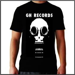 GH Records - T- Shirt L