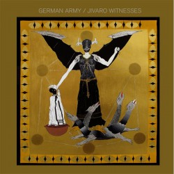 German Army – Jivaro Witnesses (Vinyl, LP, Album, 180 gr )